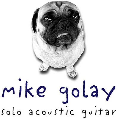 mike golay: solo acoustic guitar.